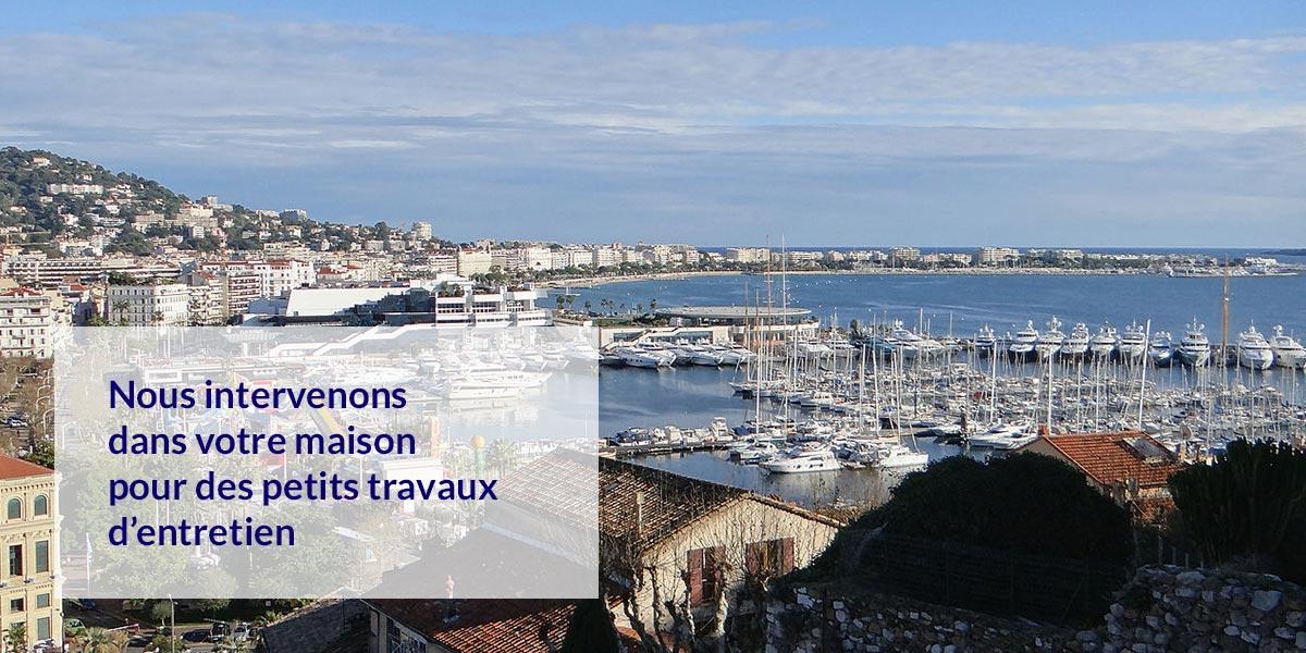 Cannes Services | entretien de la maison